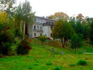 Chata Stálica