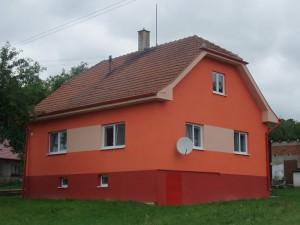 Rodinný dom Klára