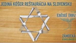 Eshel David reštaurácia a penzión