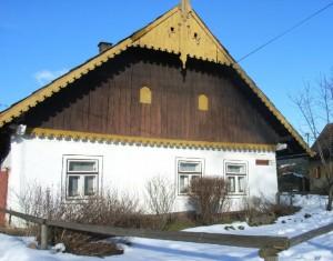 Štefan Grech - Vidiecky dom Bušovce
