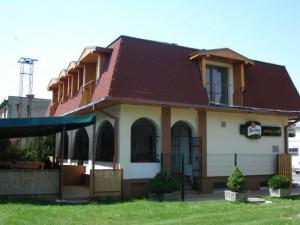 Ascona Club reštaurácia a penzión