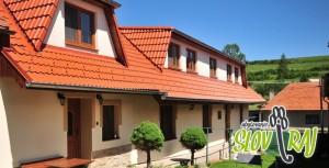 Ubytovanie v Slovenskom raji Slov - raj