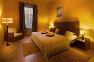Apartmánový hotel City residence
