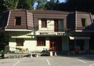 Motel na vrchu Baba