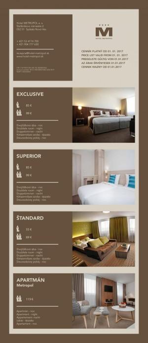 Hotel Metropol***