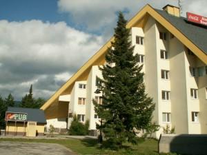 Apartmánový dom Almet
