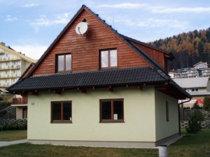 Prázdninový dom Hanka a Danka