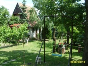 Záhradná chatka Margit