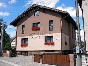 Apartmánový dom Ilavský