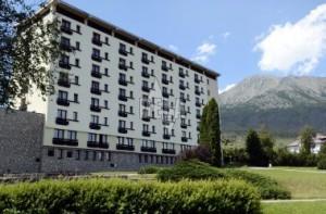 Horský hotel Granit Tatranské Zruby