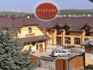 Penzión a reštaurácia Stefani