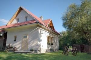 Ubytovanie U Kostkovcov