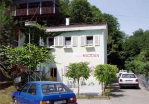 Chata Majdán