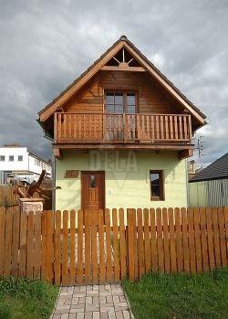 Víkendový domček Tis